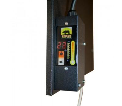 Керамический обогреватель Africa с терморегулятором 370 Вт (8 м2)