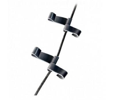 Алюмінієва косичка для кріплення кабелю в водостоці