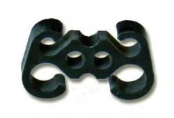Скоба для водостоку (упаковка 25 шт)