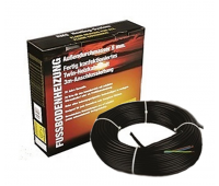 Теплый пол Arnold Rak (Германия) тонкий кабель 15 Вт/м
