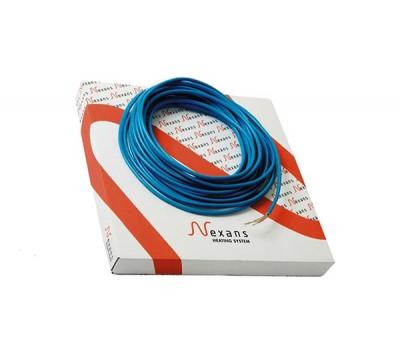 Одножильный нагревательный кабель Nexans фото