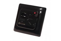 Терморегулятор для теплої підлоги Castle M 5.16 чорний