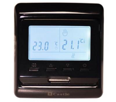 Программатор для теплого пола Castle M 6.716 черный