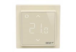 WIFI терморегулятор для теплої підлоги DEVIregTM Smart Слонова кістка