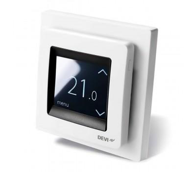 Сенсорний терморегулятор DEVIregТМ Touch Білий