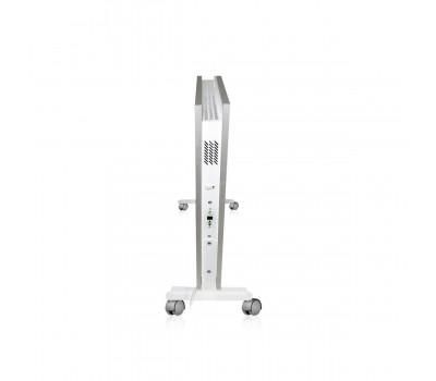 Напольный Керамический обогреватель с регулятором Ecoteplo 500/1000 Вт (25 м2)