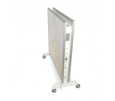 Підлоговий Керамічний обігрівач з регулятором Ecoteplo 500/1000 Вт (20 м2)
