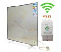 Керамічний обігрівач з WIFI регулятором Ecoteplo 280/700 Вт (15 м2)