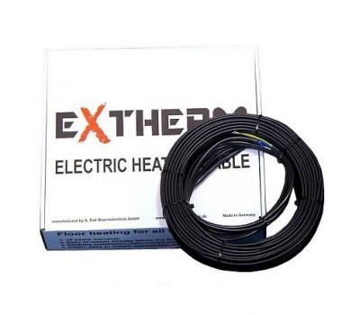 Нагрівальний кабель EXTHERM (Німеччина) 20 Вт/м під плитку, в стяжку