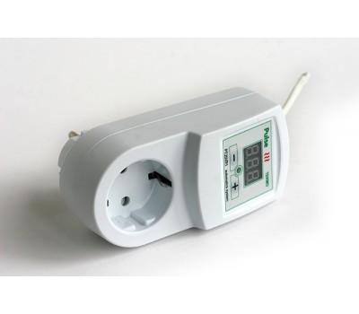 Розетковий терморегулятор Pulse PT20-VR1