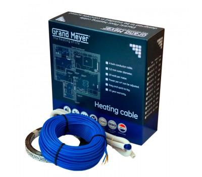 Нагревательный кабель Grand Meyer (Нидерланды) 20 Вт/м под плитку, в стяжку