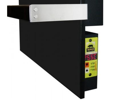 Стеклокерамогранитный полотенцесушитель с программатором Lotos-X 450 Ватт