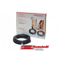 Нагревательный кабель Hemstedt (Германия) DR 12,5 Вт/м под плитку