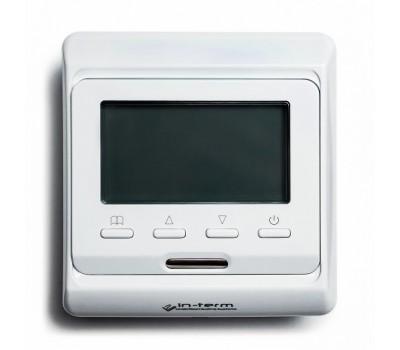 Програматор для теплої підлоги IN-THERM E51