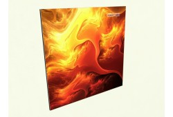 Дизайн обігрівач 475 Вт вогняний візерунок