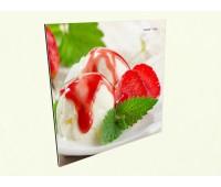 Керамический обогреватель c фото мороженое