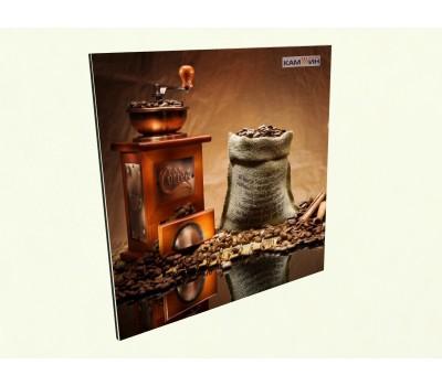 Керамический обогреватель c фото зерна кофе