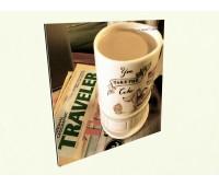 Дизайн обігрівач 475 Вт кава