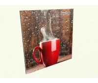 Керамический обогреватель c фото чашка
