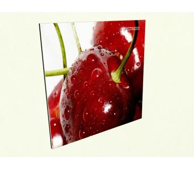 Керамический обогреватель c фото вишня