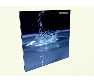 Керамический обогреватель c фото вода