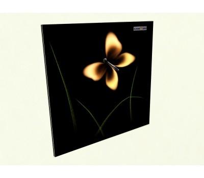 Керамический обогреватель c фото пламенная бабочка