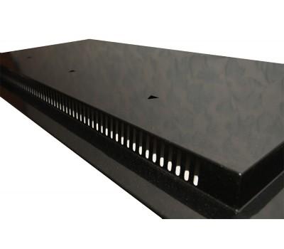 Керамический конвектор Камин с терморегулятором 700 Вт (14 м2)