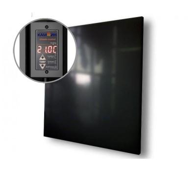 Керамический обогреватель Камин с терморегулятором 475 Вт (10 м2)