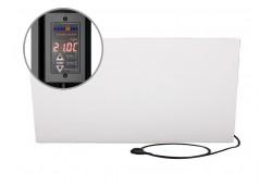 Керамический обогреватель Камин с терморегулятором 700 Вт (14 м2)