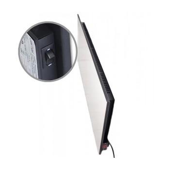 Керамический конвектор Камин с кнопкой 700 Вт (14 м2)