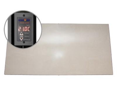 Керамічний обігрівач Камін з терморегулятором 950 Вт (20 м2)