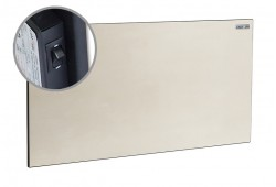 Керамический конвектор Камин с кнопкой 525 Вт (10 м2)