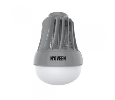 Портативная лампа от комаров Noveen IKN823 LED на батарейках