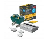 Система контроля от протечек воды Neptun Bugatti ProW+ 1/2 12В (2 крана, 3 датчика)