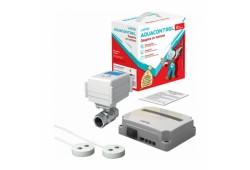 Система контроля от протечек воды Neptun Aquacontrol Light 1/2 220В (1 кран, 2 датчика)