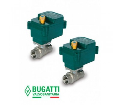 Система контроля от протечек воды Neptun Bugatti ProW 12V 3/4 (2 крана, 3 датчика)