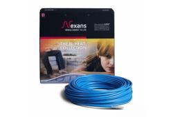Нагрівальний кабель Nexans (Норвегія) 17 Вт/м в стяжку