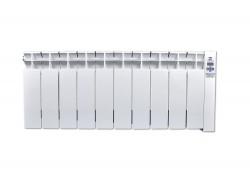 Низькопідлоговий електрорадіатор Оптімакс 1200 Вт (12 м2) 10 секцій