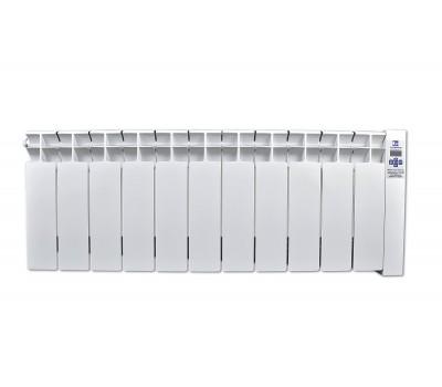 Низкопольный электрорадиатор Оптимакс 1320 Вт (14 м2) 11 секций