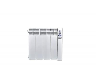 Низкопольный электрорадиатор Оптимакс 480 Вт (4 м2) 4 секции