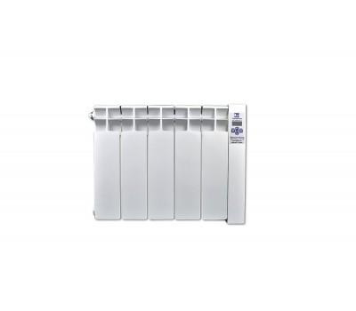 Низкопольный электрорадиатор Оптимакс 600 Вт (5 м2) 5 секций