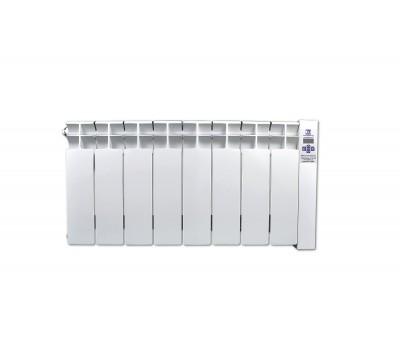 Низкопольный электрорадиатор Оптимакс 960 Вт (9 м2) 8 секций