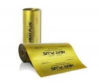 Сплошная пленка Heat Plus Gold (50 см, 1100 Вт)