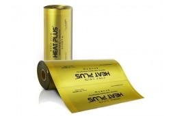 Суцільна плівка Heat Plus Gold (50 см, 110 Вт)