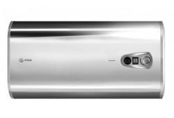 Бойлер RODA Aqua INOX Silver 80 л HS горизонтальный с зеркальным корпусом