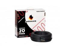 Нагревательный кабель Shtoller (Германия) 20 Вт/м под плитку, в стяжку