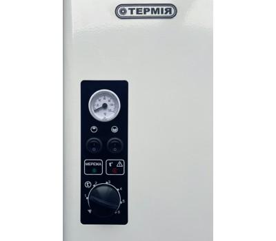 Електричний котел Термія 6,0 кВт з насосом (220В/380В)