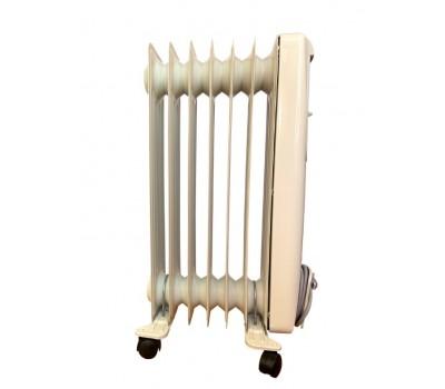 Масляний обігрівач Термія 1,2 кВт (19 м2) 7 секцій