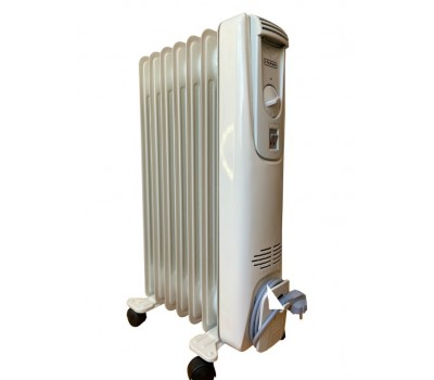 Масляный обогреватель Термия 1,5 кВт (24 м2) 7 cекций