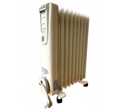 Масляний обігрівач Термія 1,5 кВт (24 м2) 8 секцій